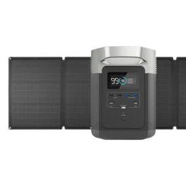 Ecoflow Delta Solar Kit met 1x Solar Panel