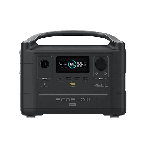 Ecoflow River 600 Max 576 Wh portable powerstation