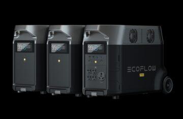 Ecoflow delta Smart Batteries ecosysteem
