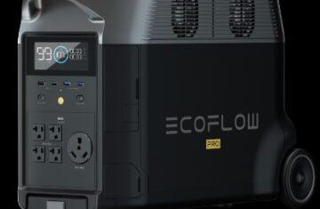 Ecoflow Delta Pro Vooraanzicht